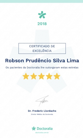 Robson Prudêncio Silva Lima  - Galeria