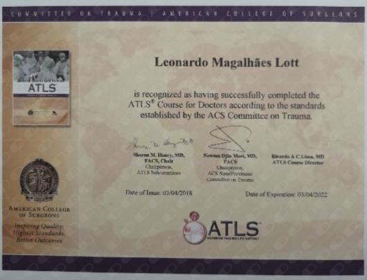 Leonardo Magalhaes Lott - Galeria de fotos
