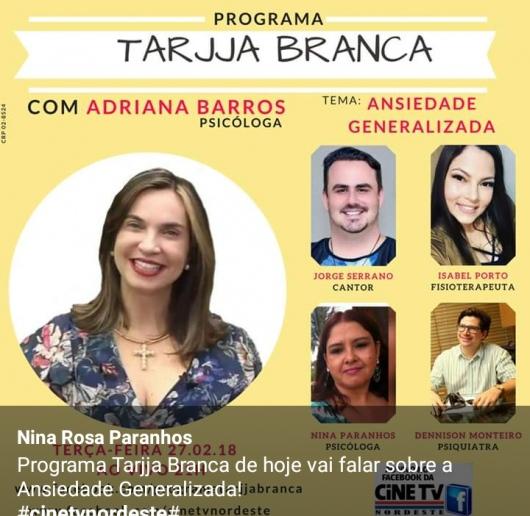 Nina Rosa Paranhos Macedo - Galeria de fotos