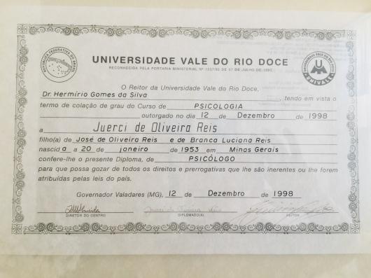 Juerci de Oliveira Reis - Galeria de fotos