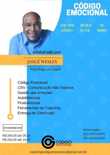 Josué Wesley  - Galeria
