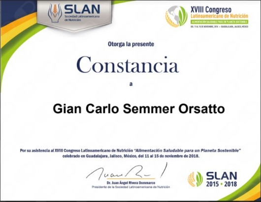 Gian Carlo Semmer Orsatto - Galeria de fotos