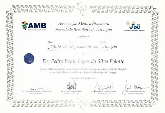 Pedro Paulo Lopes da Silva Polotto  - Galeria