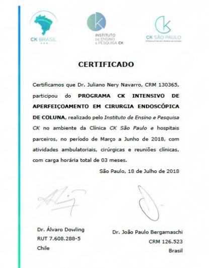 Dr  Juliano Nery Navarro Neurocirurgião, São Paulo - Agende