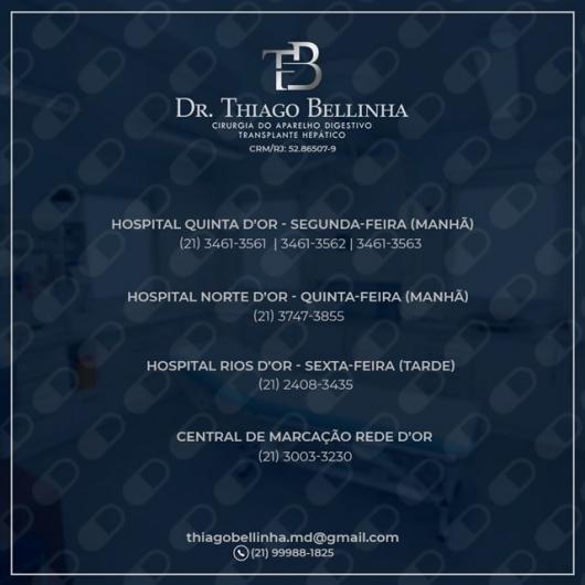 Thiago Bellinha - Galeria de fotos