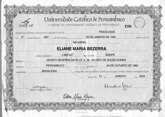 Eliane Bezerra - Galeria de fotos