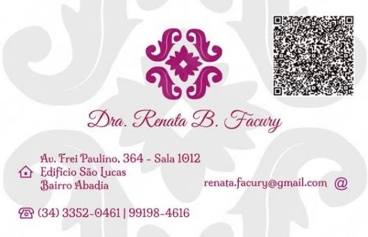 Renata Borges Facury - Galeria de fotos
