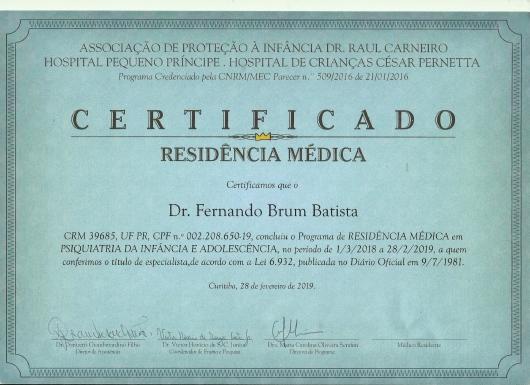 Fernando Brum Batista - Galeria