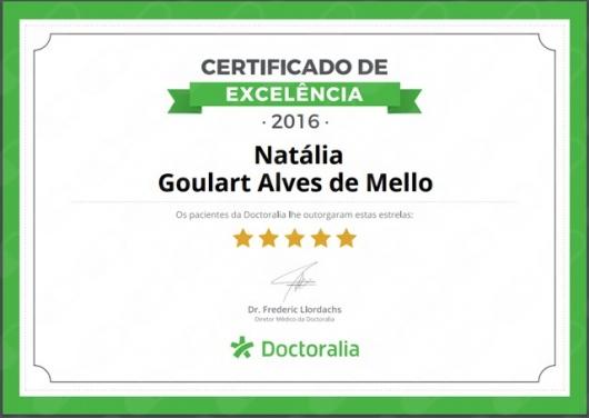 Natália Goulart Alves de Mello - Galeria de fotos