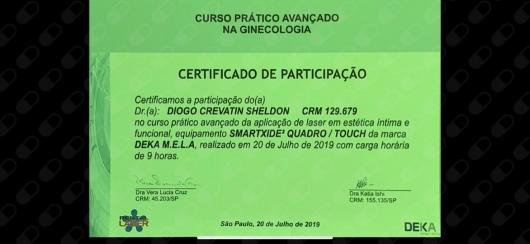 Diogo Crevatin Sheldon  - Galeria