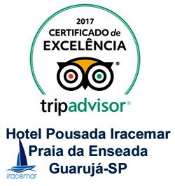 Hotel Pousada Iracemar – Guarujá