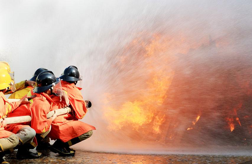 Curso de Formação de Brigadas Contra Incêndio – 20 Horas/Aulas
