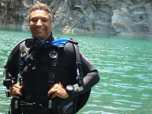 Curso de Mergulhador de Busca e Recuperação