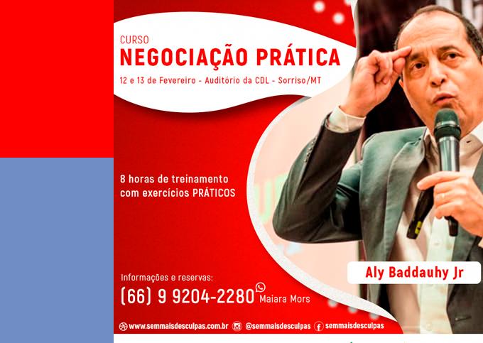Negociação Prática - Sorriso/MT - 12/02 a 13/02/2020