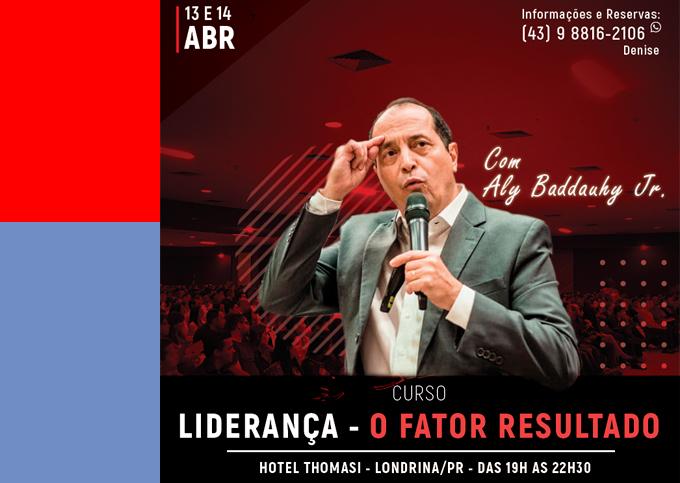 Liderança - O Fator Resultado - Londrina/PR - 13/04 a 14/04/2020