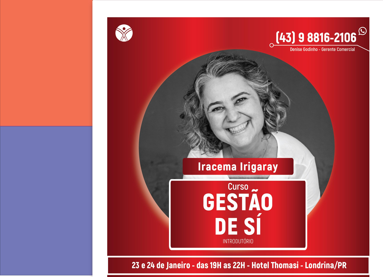 Gestão de Sí (Introdutório) - Londrina/PR - 23/01 a 24/01/2019