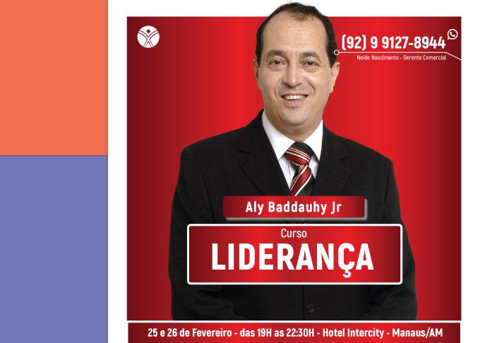 Liderança - Manus/AM -25/02 a 26/02/2019