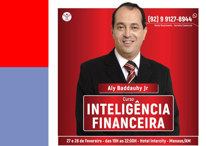 Inteligência Financeira - Manaus/AM - 27/03 a 28/03/2019