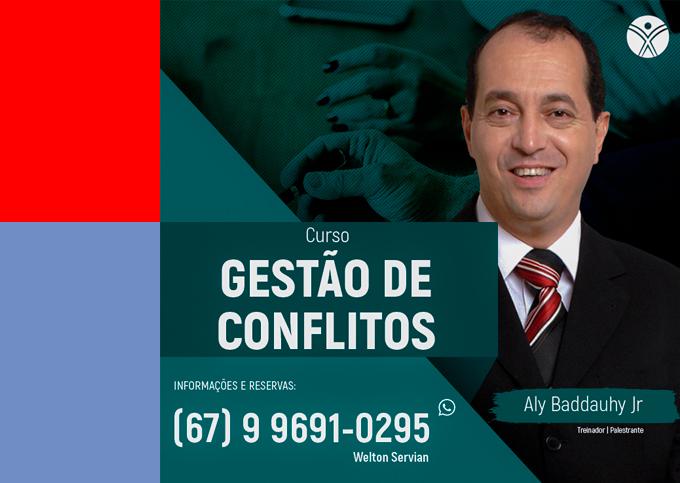 Gestão de Conflitos - Campo Grande/MS - 29/05 a 30/05/2019