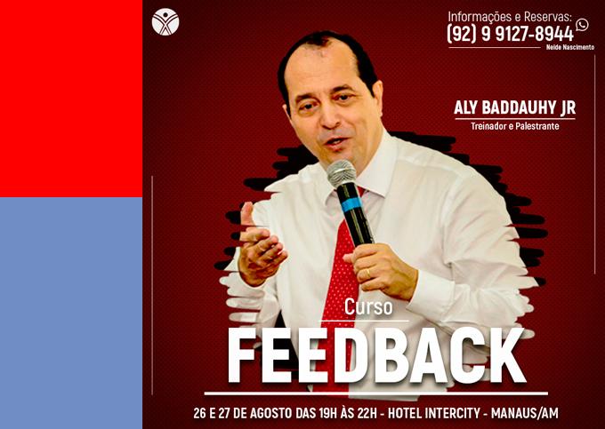 FeedBack - Manaus/AM - 26/08 a 27/08/2019