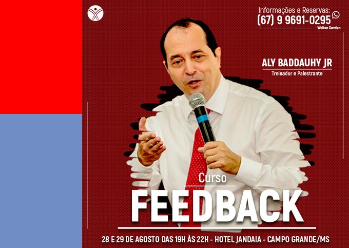 FeedBack - Campo Grande/MS - 28/08 a 29/08/2019