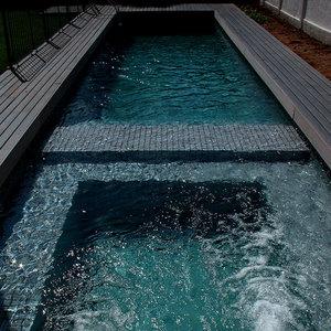 Proyecto piscina mpalermo