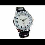 Relógio EF metal masculino preto