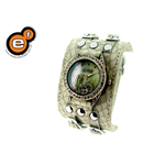 Relógio EF bracelete feminino Marfim