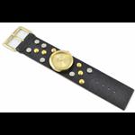 Relógio EF bracelete feminino pullap café