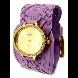 918228f5d28 Relógio feminino trançado indiano EF. 2154 trança PROMO - Detalhes ...