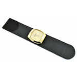 Relógio EF bracelete feminino arraia preto/dourado