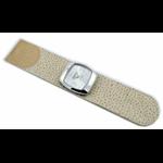 Relógio EF bracelete feminino arraia nude