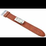 Relógio EF bracelete feminino sanck ferrugem / prata