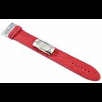 Relógio EF bracelete sanck salmão / prata
