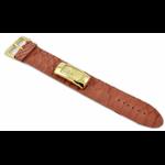 Relógio EF bracelete sanck ferrugem