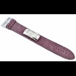 Relógio EF bracelete sanck uva / prata
