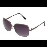 Óculos EF metal bronze / lentes pretas