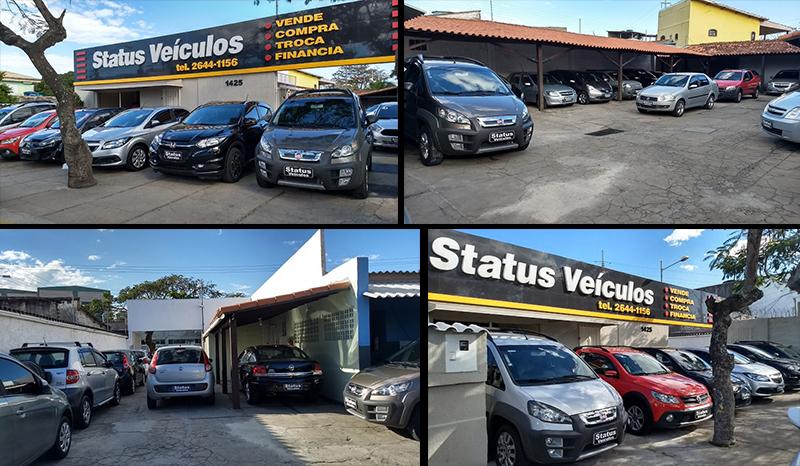 Foto empresa Status Veículos