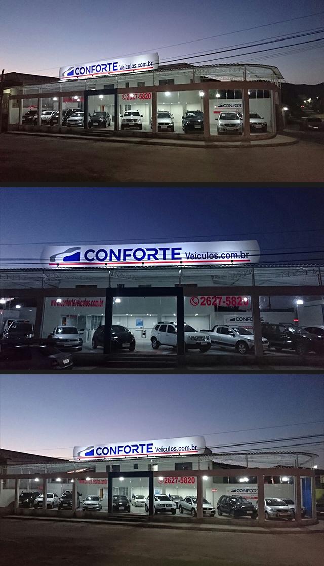 Foto empresa Conforte Veículos