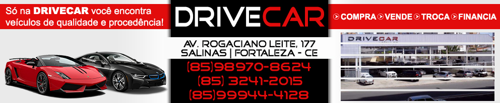 Banner DRIVECAR VEICULOS