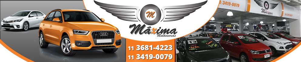 Banner Máxima Multimarcas