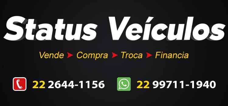 Banner Status Veículos