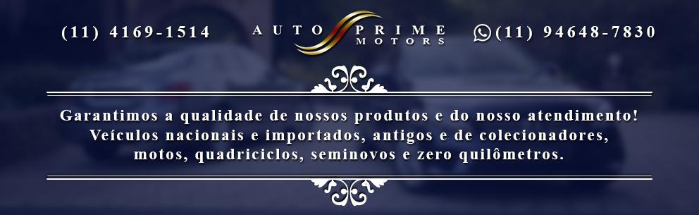 Banner AUTO PRIME MOTORS