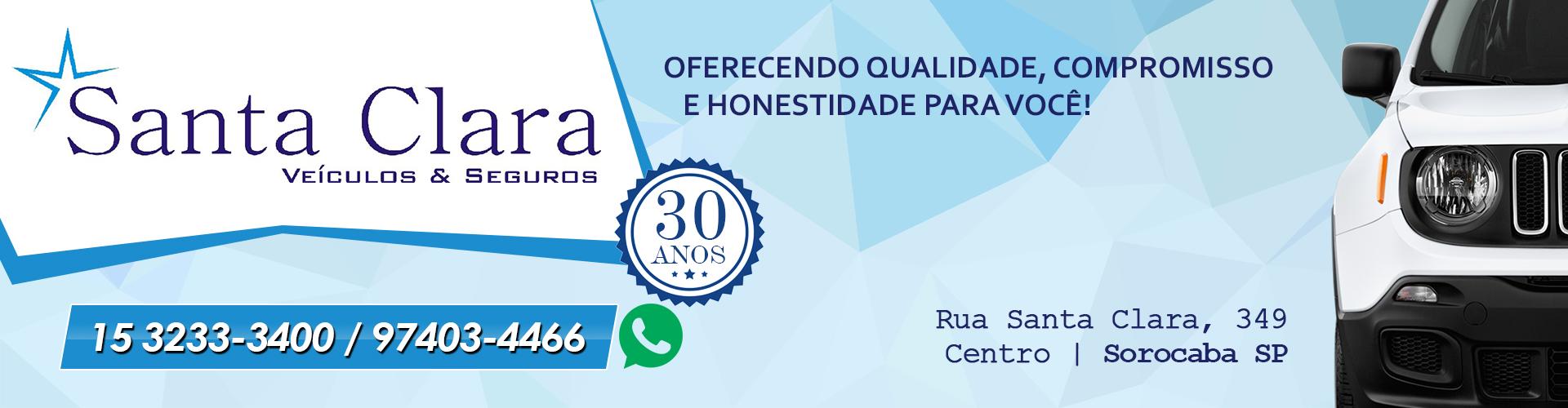 Banner SANTA CLARA VEÍCULOS
