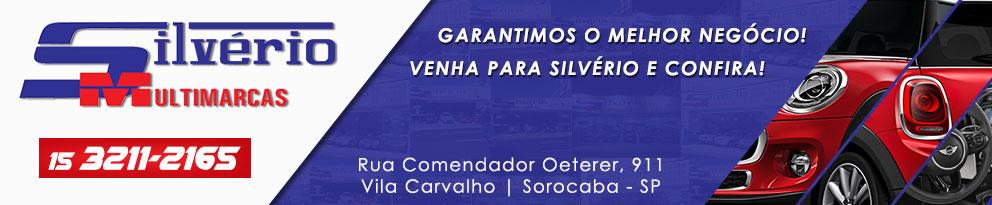 Banner SILVÉRIO MULTIMARCAS