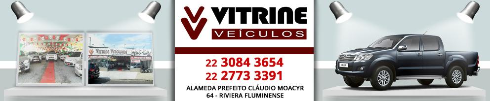 Banner Vitrine Veículos