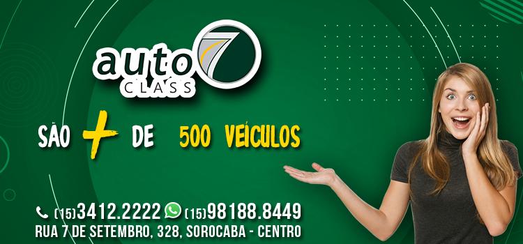 Banner AUTO 7 CLASS