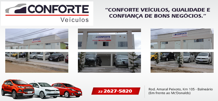 Banner Conforte Veículos
