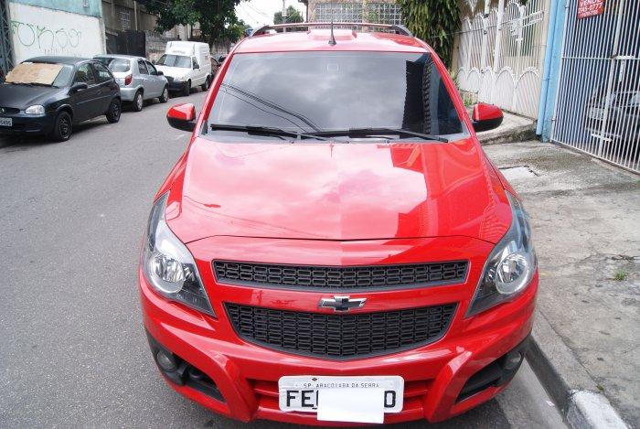 Veículo MONTANA 2013 1.4 MPFI SPORT CS 8V FLEX 2P MANUAL