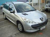 Veículo 207 2011 1.4 XR S SW 8V FLEX 4P MANUAL